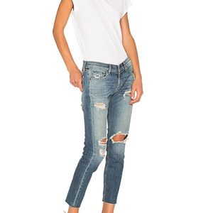 Rag and Bone Dre Capri Ankle Jeans